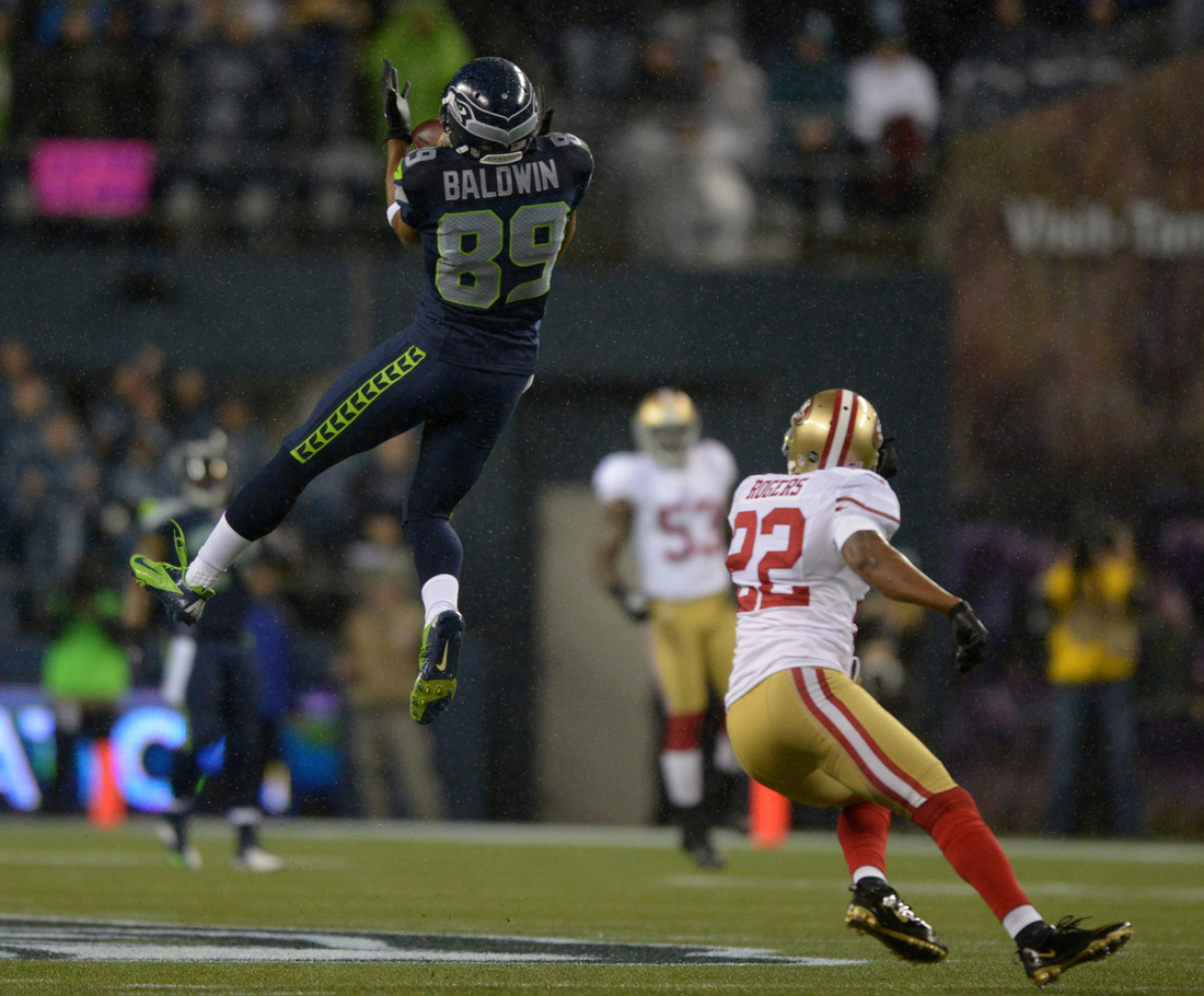 Doug Baldwin s The Fresh Files More answers for fan submitted