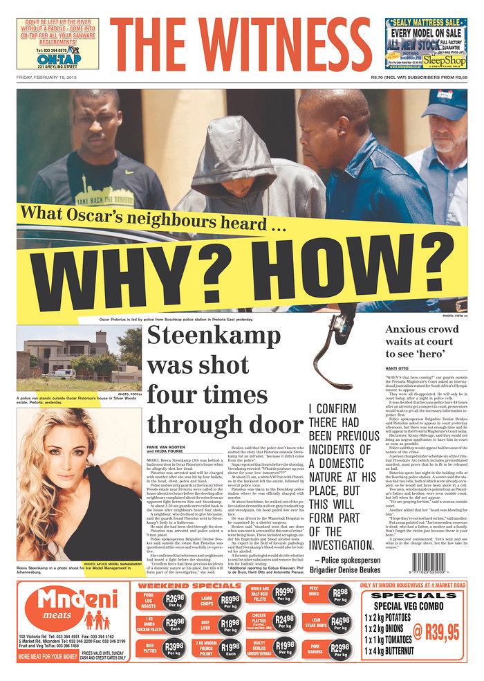 Pietermaritzburg newspaper