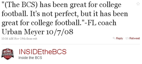 Are you as stupid as the BCS says you are?
