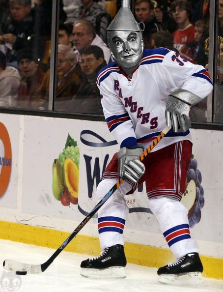 The New York Rangers have lloke like they lack heart for weeks (Blueshirt Banter/katchop)