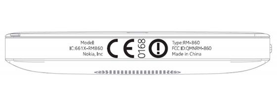 Nokiarm860