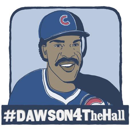 #Dawson4TheHall