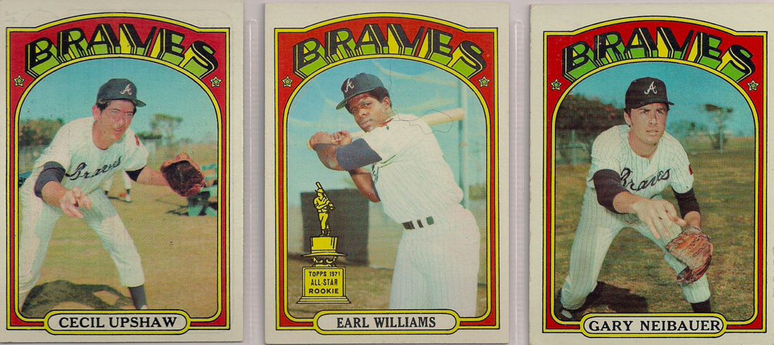 Earl Williams Braves