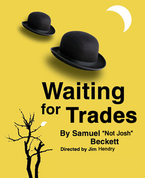 an analysis of the use of imagery in waiting for godot