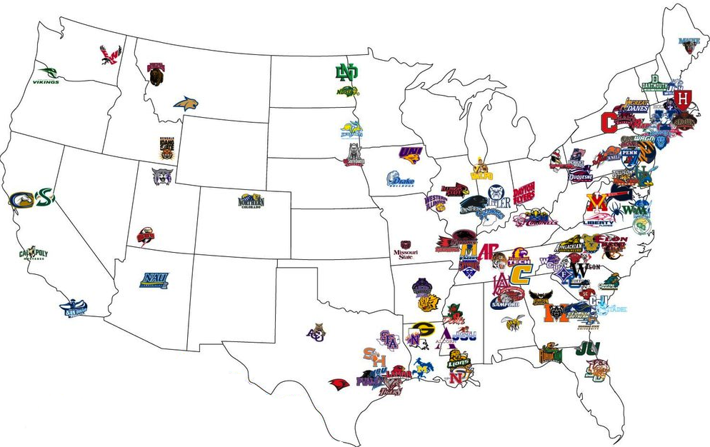how many games in college football division 1 football scores