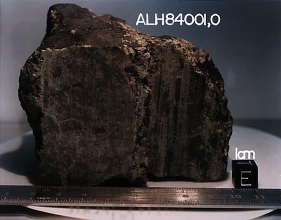 Meteorite-mars-alh84001