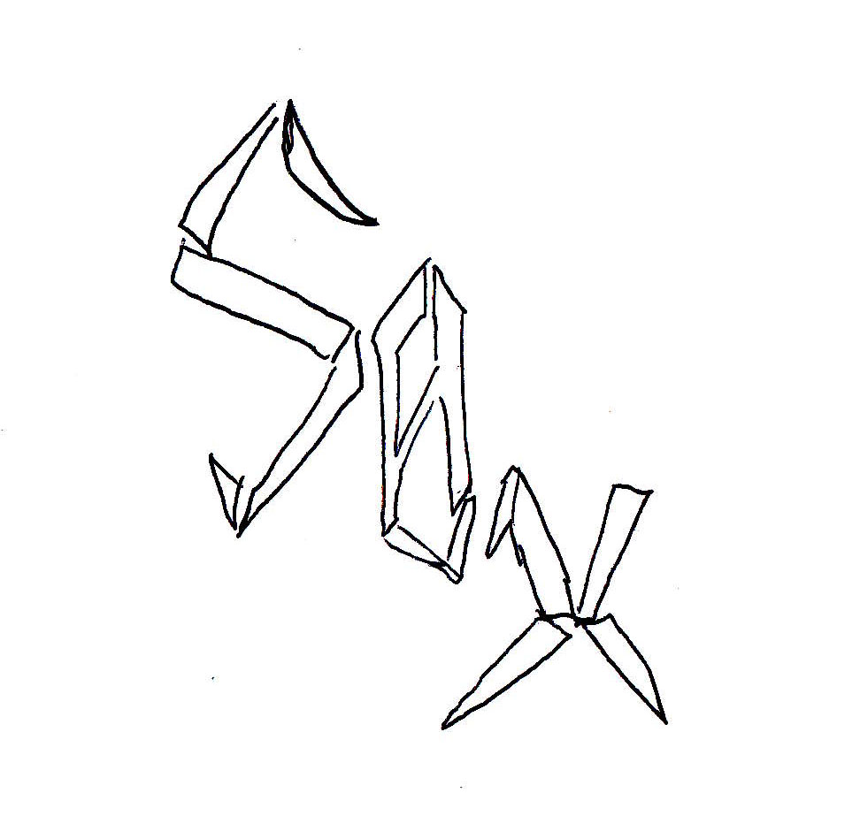 Draw a sports logo from memory chicago white sox for Draw my logo