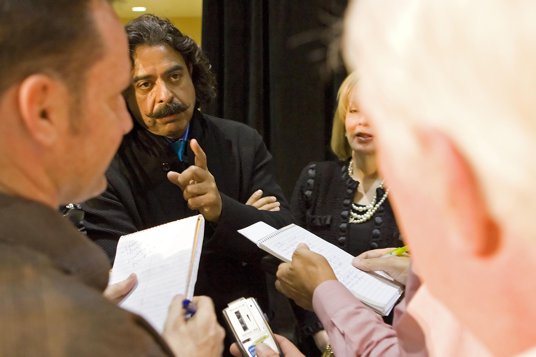 Jaguars owner Shad Khan: 'There was no baby - it was just water.'