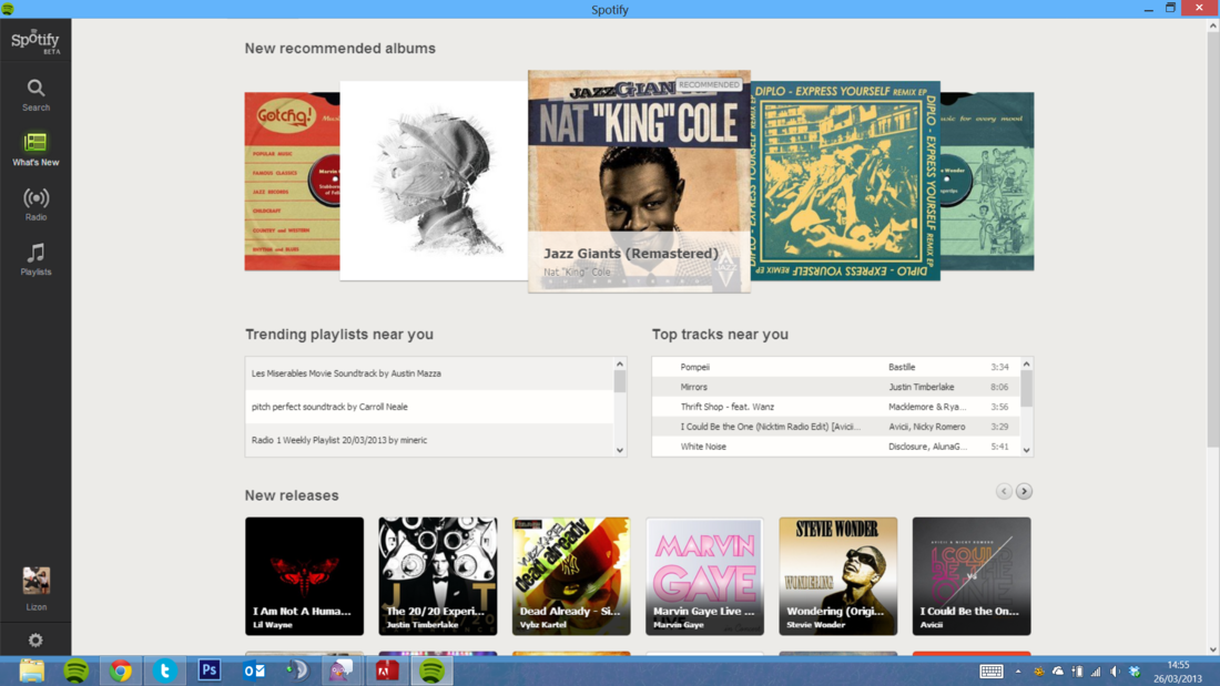 Spotifywindows
