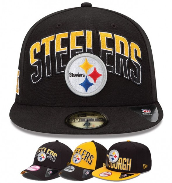 NFL Draft caps from New Era released - Behind the Steel Curtain 7cc44125f3b