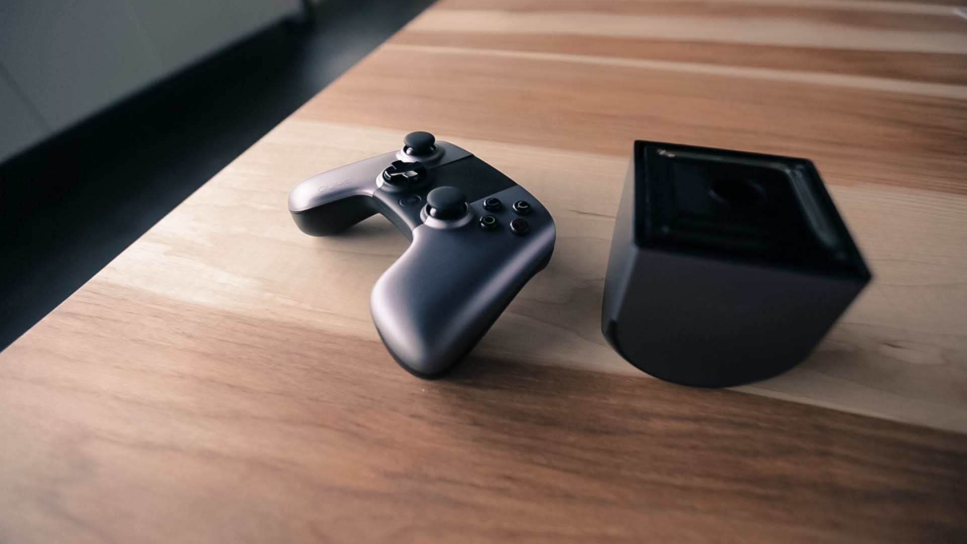 The Kickstarter darling comes home: hands on with the Ouya | Polygon