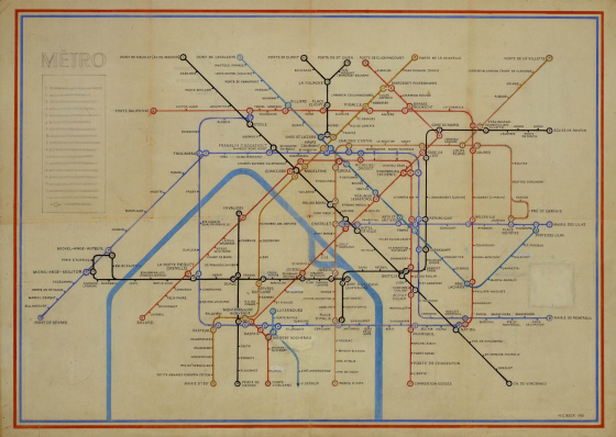 meet harry beck the genius behind london 39 s iconic subway map the verge. Black Bedroom Furniture Sets. Home Design Ideas