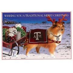 Reveille Christmas Card