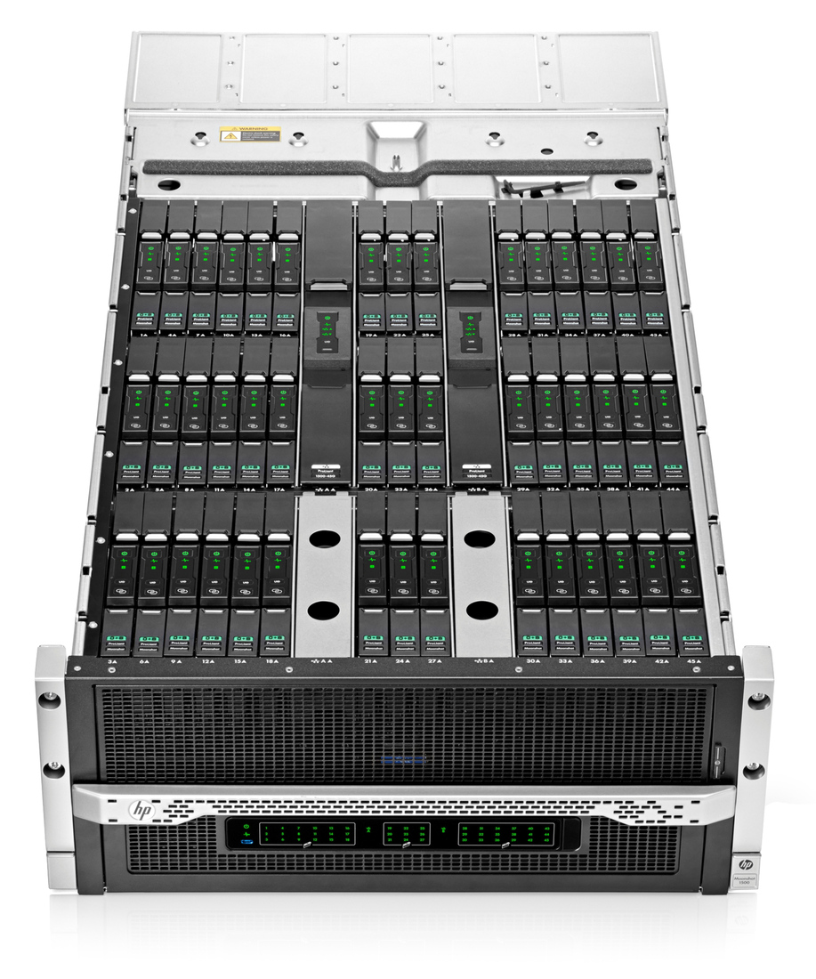 HP launches 'Project Moonshot' low-power server to try and save ...