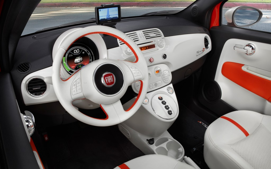 Fiat electric lease