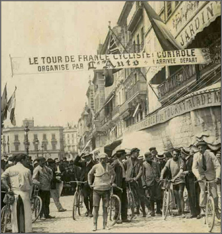 Le Tour de France100 – Official 100th Race Edition, Quercus - 1907