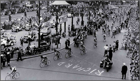 Tour de France – Official 100th Race Edition, Quercus - 1949