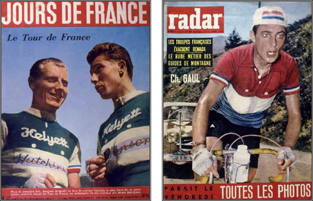 Tour de France – Official 100th Race Edition, Quercus - 1957