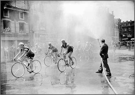 Tour de France – Official 100th Race Edition, Quercus - 1958