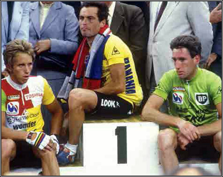 Tour de France – Official 100th Race Edition, Quercus - 1985