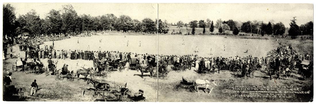 1907 baseball game