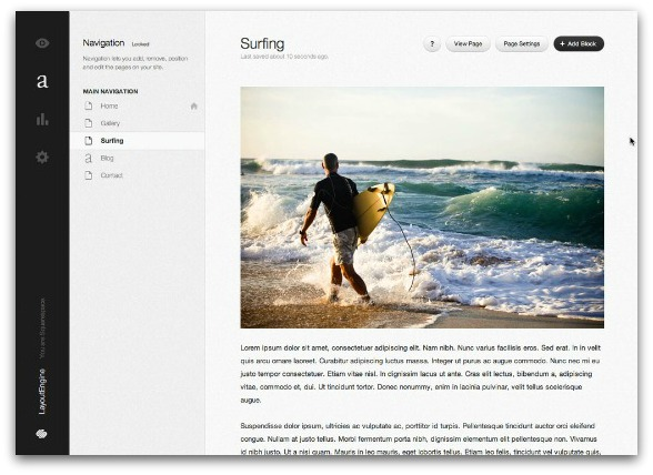 Squarespace-blog-backend