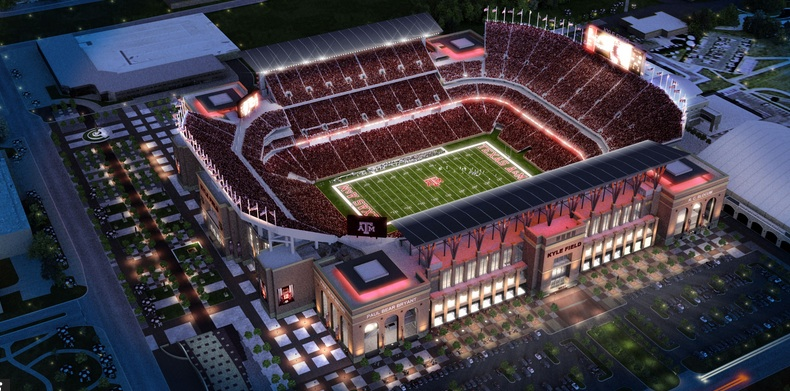 Auburn Football What Renovations Could Be Made To Improve
