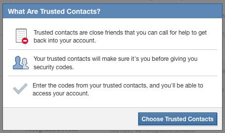 Facebookcontacts