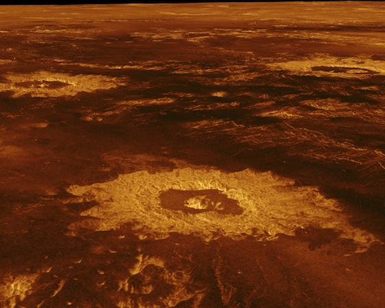 venus surface nasa - photo #13