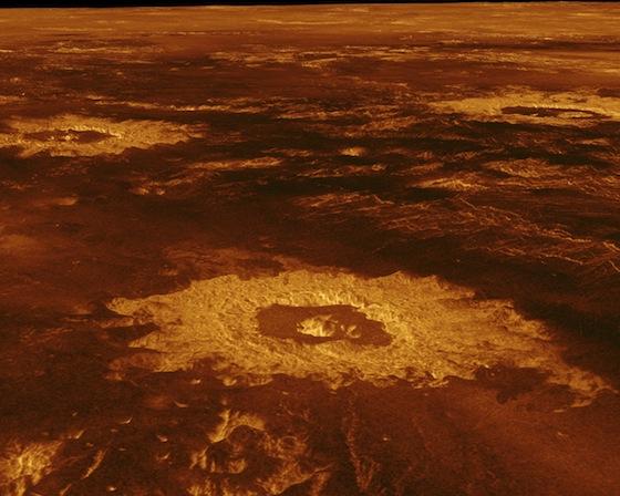 Life on Venus? Scientists rethink the idea of 'habitable ...
