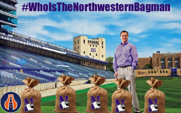 What is behind Northwestern's success at recruiting?