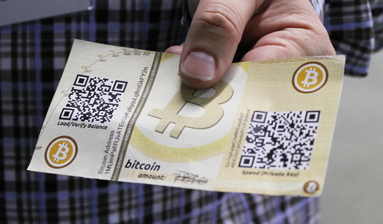 Bitcoin wallet referral code