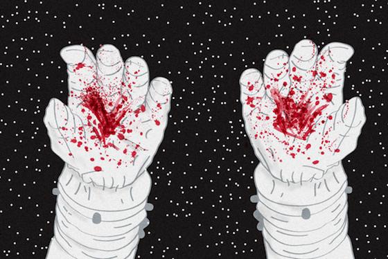 Mars-blood
