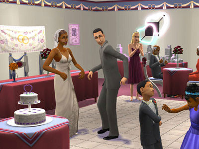 Game_wedding