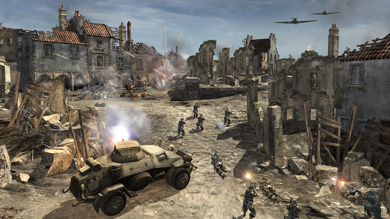 Coh 2 Case Blue : Why gamings latest take on war is so offensive to russians polygon