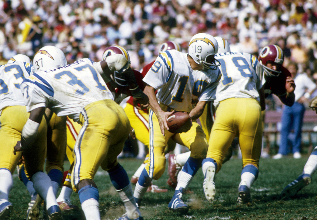 A History Of The San Diego Chargers Part 10 Quot The