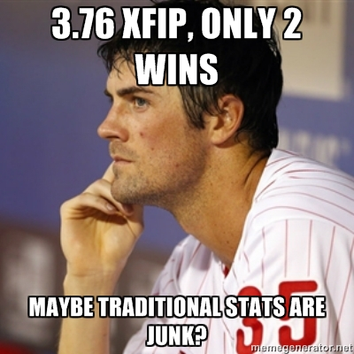 dugout thinker cole hamels meme generator the good phight