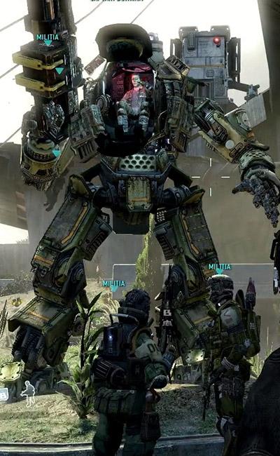 Titan-tall-robot