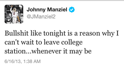 Johnny-tweet
