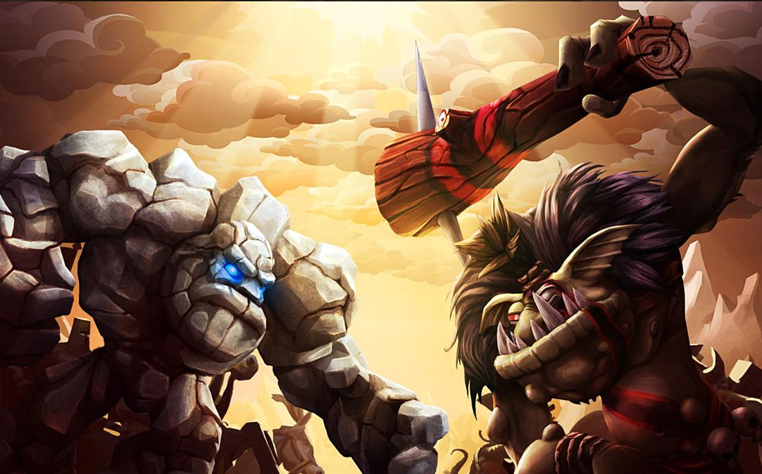 Castlestorm_rockmonster_v_troll