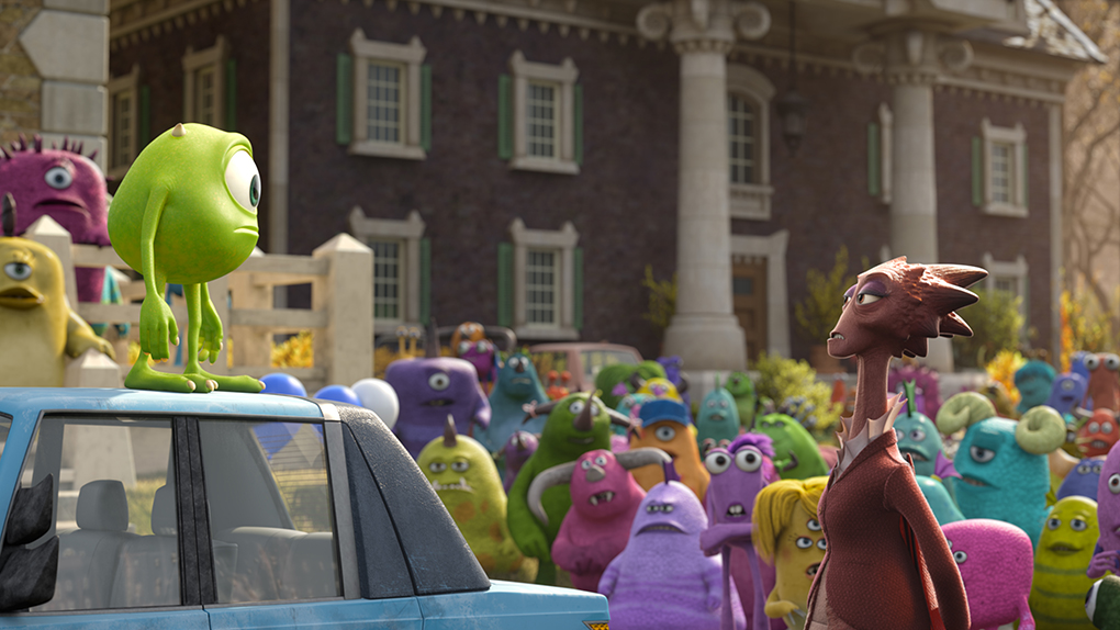 monsters university1 6 1020 Monsters University review: Pixar makes prequels look easy