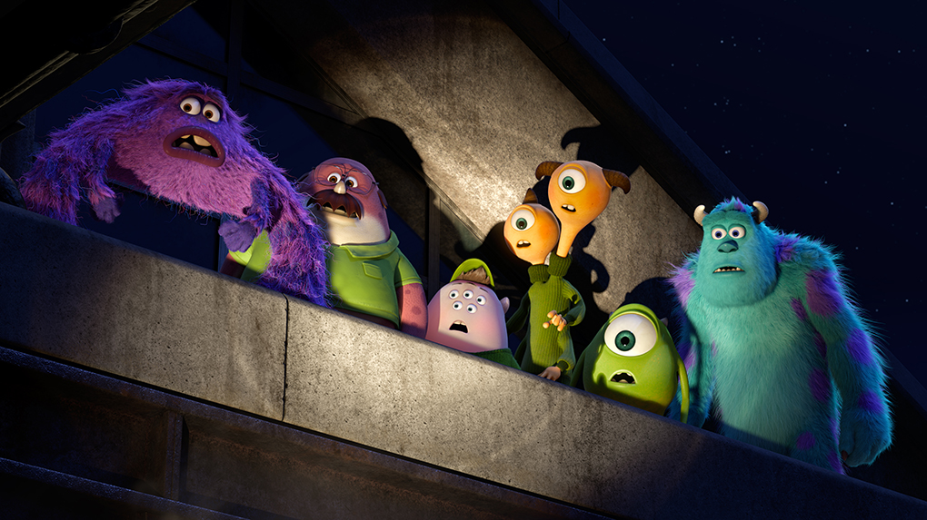 monsters university1 9 1020 Monsters University review: Pixar makes prequels look easy