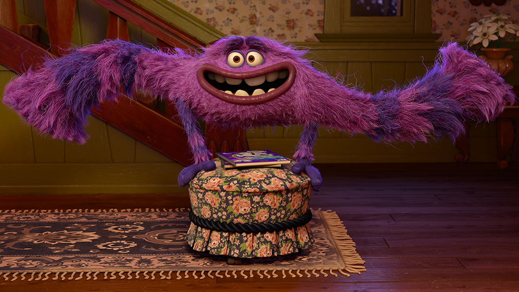 monsters university1 7 1020 Monsters University review: Pixar makes prequels look easy