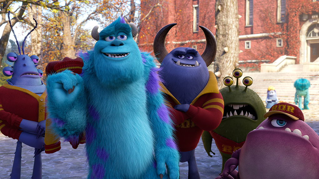 monsters university1 5 1020 Monsters University review: Pixar makes prequels look easy
