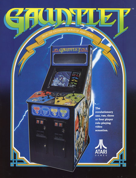 Flyer-for-atari-gauntlet