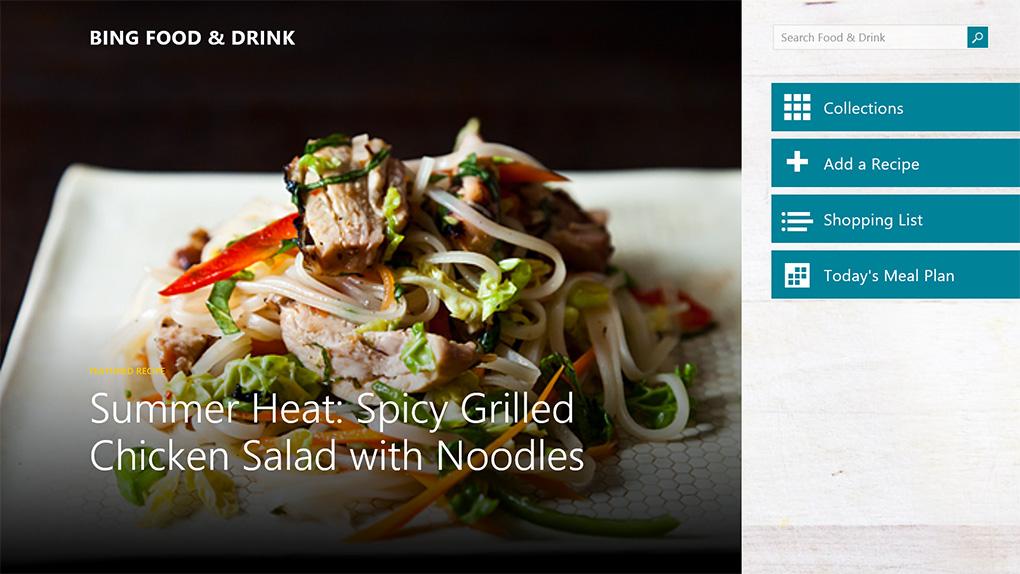 Bingfood