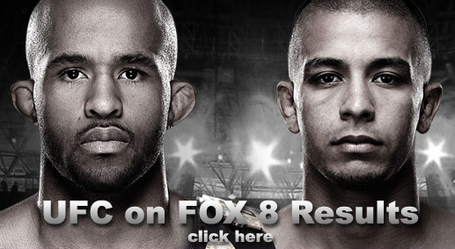 UFC on FOX 8 Results