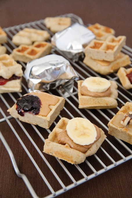 Feedzone Portables - Banana Waffles