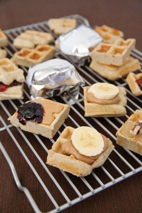 Feedzone Portables - Banana Waffles