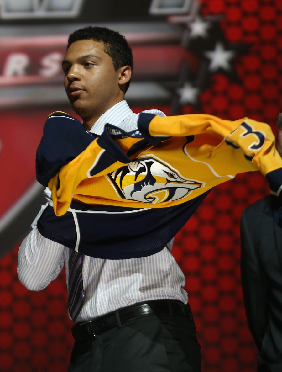 SETH JONES THE NEXT DEREK JETER OR TIGER WOODS?